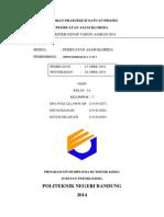 Laporan Praktikum Pembuatan HCl