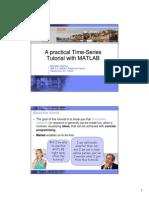 Matlab Time Series Tutorial_Handout