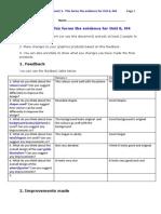 task 4 - assign 3 feedback