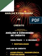 Análise e Conc. de Crédito