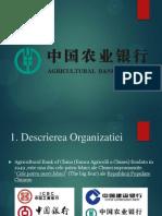 Banca Agricola a Chinei