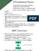 Mfc Partsi II