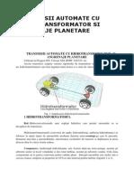 conv hidraulic + reductor planetar