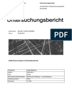 Untersuchungsbericht Unfall Bad Endorf (Oberbay)