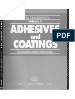Adhesives and Coatings