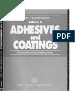 Adhesives and Coatings