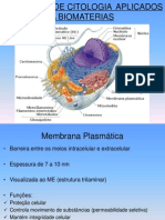 Conceitos de Citologia Aplicados a Biomateriais
