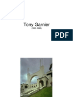 Urbanismo Modernista - Tony Garnier