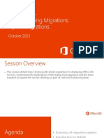 Hybrid Migration with Exchange and Office 365.pptx