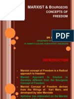 MARXIST & Bourgeois concepts of freedom.pptx
