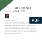 27 of Mindy Kaling