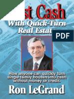 Ron LeGrand-Fast Cash
