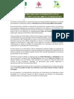 Convocatoria Reunión Red Natura 2000