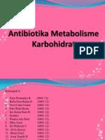 Antibiotika Metabolisme Karbohidrat