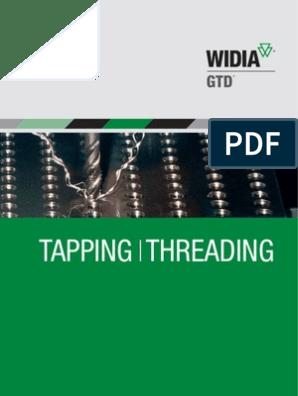 9//16-12 Dia-H10-HSS-CO-V Coating-Forming Tap