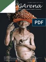 Revista Modelagem Animacao 3D CGarena Outubro 13