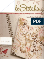 Doodle Stitching by Aimee Ray_engleza