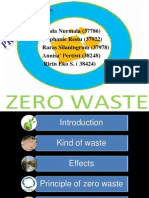 Zero Waste Production