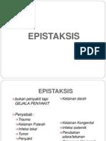 Penanganan Epistaksis