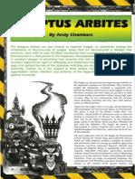 Necromunda - Adeptus Arbites
