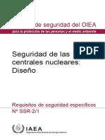 Seguridad de Centrales Nucleares