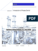 Lec#01 PDC - Introduction to Process Control