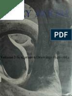 Henry Moore - Sculpture and Drawings 1949-1954 (Art eBook)