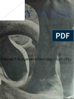 Henry Moore - Sculpture and Drawings 1949-1954 (Art eBook)