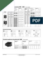 Siemens - FT - Transformador de Corrente-transformador de Potencial
