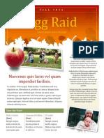 The Egg Raid