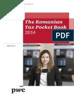 Tax Pocket Book en 2014