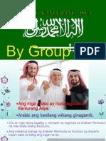Arab Ng Kanlurang Asya