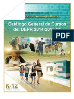 Catálogo General de Cursos de 2014-2015 V1.2docx