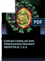 Hepatitis B, C & D 22,7.13