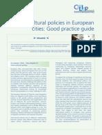 Intercultural Policies in European Cities