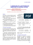 Mathematical Modeling of Gas Turbine