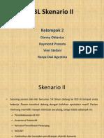 PBL Skenario II