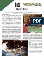 Tournament Report Mordheim