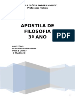 APOSTILA.3ºANO filodofi