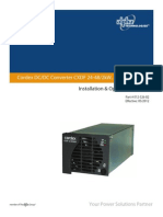 Cordex DCDC Converter CXDF 24-482kW