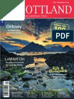 Schottland Das Reisejournal 4/2014