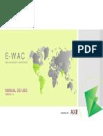 Manual de Usuario E-WAC 2013 v2