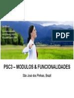 PSC3-Módulos y Funcionalidades