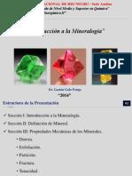 Introduccion a La Mineralogia - V15