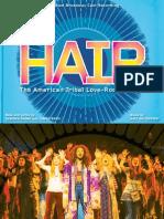 Digital Booklet - Hair