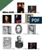 Compositores Renacentistas y Barrocos, Catedra Libre de Historia de La Música