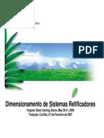 Dimensionamiento de Sistemas de Potencia