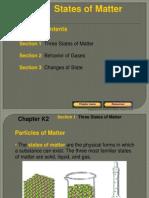states of matter 10-27-09