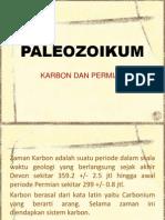 7_firza Syarifa Zahra_21100112140097_paleozoikum (Karbon & Permian)