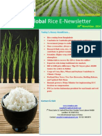 24th November,2014 Daily Global Rice E-Newsletter by Riceplus Magazine